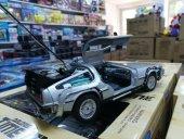 Geleceğe Dönüş Seri 1 Metal Model Araba Back To The Future 1 24 Ö