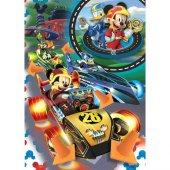 Disney Mickey Mouse Puzzle (Yapboz) 50 Parça
