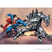 Warner Bros Superman Puzzle (Yapboz) 100 Parça