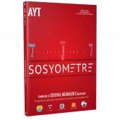 Tonguç Akademi Yks 2.oturum Ayt Sosyometre Deneme