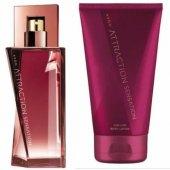 Avon Attraction Sensation Kadın Parfüm Edp 50 Ml.+...