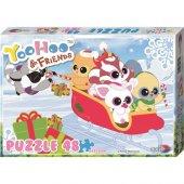 Noris Yoohoo&friends Puzzle Kış