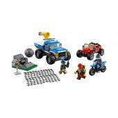 Lsc60172 Cıty Toprak Yol Takibi City 297 Pcs 5 12 Yaş Lego