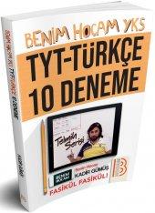 Benim Hocam Yayınları Yks Tyt Türkçe 10 Deneme