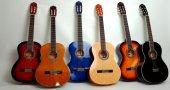 Nevada Ac965bk Klasik Gitar