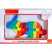 1963 3d Rakamlı Arslan Puzzle 1444