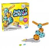 00123 Akıllı Çarklar Hasbro Kutu Oyunları