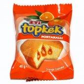 Eti Topkek Portakallı 40 Gr (24 Adet)