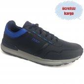 Jump Lacivert Günlük Erkek Spor Ayakkabı 19937 D