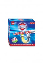 Vissmate Lavabo Açıcı Toz 2x70 Gr