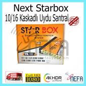 Next Starbox Ye 10 16 Kaskadlı Uydu Santrali