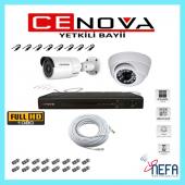 Cenova 2 Li Ahd Güvenlik Kamera Sistemi