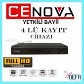 Cenova Cn 7104ahd 4 Kanal Güvenlik Kamera Sistemi