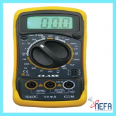 Jt 830l Dijital Ölçü Aleti Multimetre