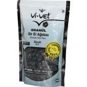 Vivet Granül Sir El Ağdası Siyah İnci Boncuk Ağda 250 Gr