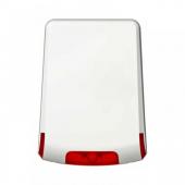 Teletek Sr300 R Harici Siren Piezo Tipi Kırmızı