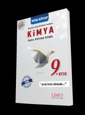 Limit Yayınları 9. Sınıf Kimya Konu Bitirme Kitabı Yeni