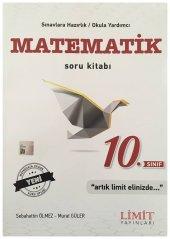 Limit Yayınları 10. Sınıf Matematik Soru Bankası Kitabı