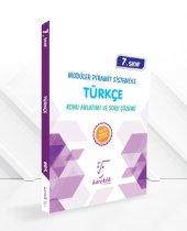 Karekök Yayınları 7. Sınıf Türkçe Konu Anlatımlı Ve Soru Çözümü