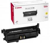 Canon 2641b002 Clbp 723y Lbp 7750 Sarı Toner