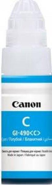 Canon 0664c001 Gı 490 C Mavi Kartuş 7.000 Sayfa