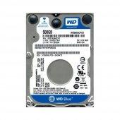 Wd Blue 2.5 500gb 16mb Sata 6 Gb S 5400 Rpm 7mm Wd5000lpcx
