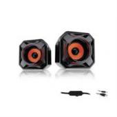Mıkado Md 177 2.0 5w*2 Yeşil Mini Usb Speaker