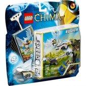 Lego 70101 Legends Of Chima Speedorz Target Practi...