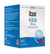 Ocean Krill Oil 30 Kapsül