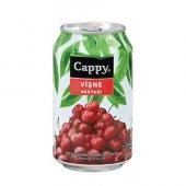 Cappy Meyve Suyu Vişne 330ml 12li