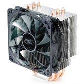 Deep Cool Gammaxx 400 120x25mm Mavi Led Cpu Fan