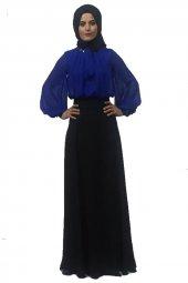 Tesettür Abiye Elbise