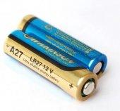 Wilkinson Ultra Alkalin Pil A27 12 V 5li Blister