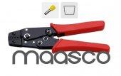Maasco Yac 6 (Yüksük Sıkma Pensesi 6 10 16 Mm Arası)