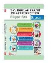 Ata 8.sınıf T.c. İnkılap Tarihi Ve Atatürkçülük Süper Set 2019