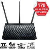 Asus Dsl Ac51 Dualband Ebeveyn Kontrol Destekli Dlna Vpn Adsl Vdsl Fiber Modem Router