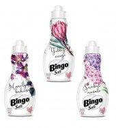 Yeni Bingo Soft Konsantre Çamaşır Yumuşatıcısı 1440ml X 3 Adet