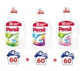 Persil Jel Matik Avantaj Konsantre Sıvı Çamaşır Deterjanı 4,2l 60 Yıkamax3