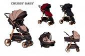 Chubby Baby Trio Travel Sistem Bebek Arabası