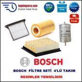 Ford C Max Cmax 1.6 Tdci (04.2015 01.2018) Bosch Filtre Seti Filitre