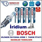 Cıtroen Zx 1.8i (07.1992 10.1997) Bosch Buji Seti Platin İridyum (Lpg) 4 Adet