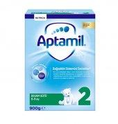 Aptamil Pronutra 2 Devam Sütü 6 9 Ay 900 Gr Yeni Kutu Skt 08 2020