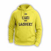 Ben Sarı Sen Lacivert Sweatshırt