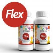 Flex 1000 Gr A+b Esnek Yapılı Epoksi Reçine