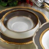 Aryıldız Ar 60018 Prestige Porselen Yemek Takımı 83 Parça