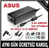 Asus P56cm Uyumlu Şarj Adaptör19 Volt 4,74 Amper Laptop Dizüstü