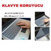 şeffaf Silikon Notebook Pc Dizüstü Laptop Klavye Koruyucu