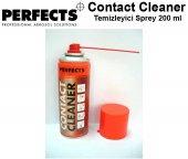 Perfect Kontak Sprey 200 Ml Temizleyici Temizlik Sipreyi Kırmızı