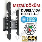 Hi Level 121 126 130 136 140 Cm Ekran Askı Aparatı Metal