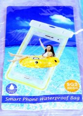 Su Geçirmez Telefon Kılıfı Universal Kol Bantlı